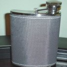 Colibri CCF001006 Stainless Steel Flask Tall Thin Brush