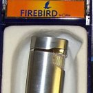 COLIBRI ALL METAL  SILVER  WINDPROOF JET LIGHTER
