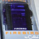 COLIBRI  TRANSLUCENT TORCH BLUE  LIGHTER   NEW