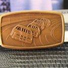 Colibri RACECAR  Money Clip With GoldTONE