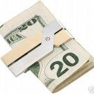 Dolan & Bullock Milan Stainless Steel & 18K Money Clip