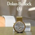 DOLAN BULLOCK STERLING SILVER KENNEDY HALF MONEY CLIP