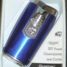 Colibri Quantum Vortex BluE Ice Polished Silver LIGHTER