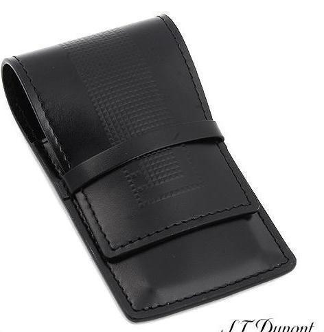 S.T. Dupont italian leather  LIGHTER CASE 086110