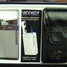 Colibri Sapphire Silver  Lighter  new