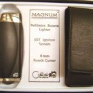 Colibri Quantum Magnum LIGHTER  8mm Bullet Cutter BLACK