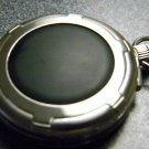 COLIBRI Pocket Watch BLACK   HUNTER CASE