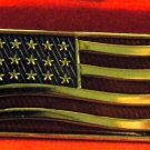 Colibri gift boxed FLAG USA  MONEY CLIP