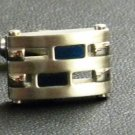Colibri gift boxed  Cufflinks Wedding Tuxedo SS BLUE
