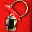 Colibri gift boxed  BLACK LAQUER  KEY RING
