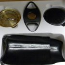 HUMIDIFIER  HYGROMETER  CIGAR case cutter  INSTURMENTS