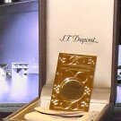ST Dupont New York Fifth Avenue Limited  Cigar Cutter