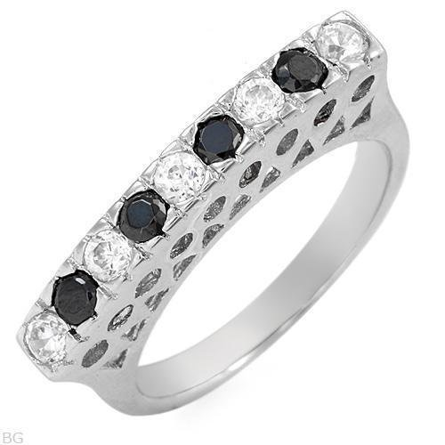 Beautifully Crafted  STYLISH STERLING SILVER   RING