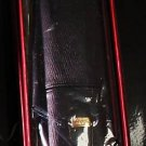ST Dupont Black 2 finger  Cigar Case  contraste 070031
