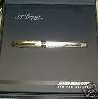ST DUPONT LIMITED EDITION JAMES BOND 007 PEN 482006 NEW