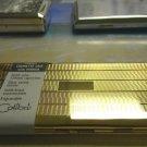 Colibri CIGARETTE CASE GOLD PLATED