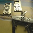 3 COLIBRI MULTI FUNCTION KEY RINGS AND KNIVE