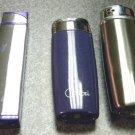 3  COLIBRI ELECTRO QUARTZ  LIGHTERS LOT T-78