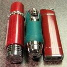 3  COLIBRI ELECTRO QUARTZ  LIGHTERS LOT T-76