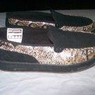 Globe Castro Black Boa Loafers Slip-Ons - US Men's Size 8