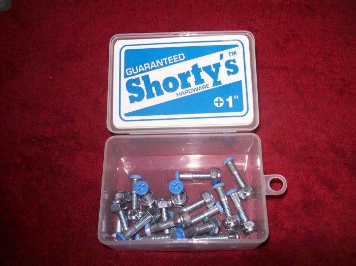 "Shorty's 1"" Phillips Hardware - Boxed Set of 17 - Royal"