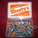 "Shorty's 1"" Phillips Hardware - Boxed Set of 50 Orange"