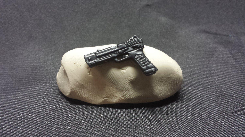 (MW)Tactical Pistol