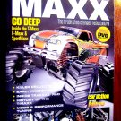 Traxxas Maxx Power Players Series Book
