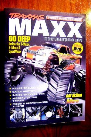 Traxxas Maxx Power Players Series Book