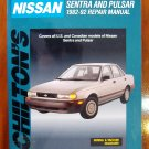 1982-1992 Nissan Sentra & Pulsar Chiltons Repair Manual