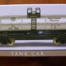 Southern Pacific Tank Car