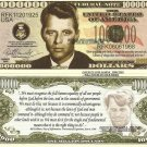 ROBERT BOBBY KENNEDY COMMEMORATIVE DOLLAR BILLS x 4 NEW