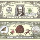 VERMONT GREEN MOUNTAIN STATE 1791 DOLLAR BILLS x 4 VT
