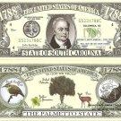 SOUTH CAROLINA PALMETTO STATE 1788 DOLLAR BILLS x 4 SC