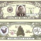 DELAWARE THE FIRST STATE 1787 DOLLAR BILLS x 4 DE