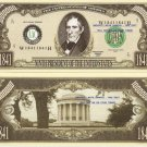 9th PRESIDENT WILLIAM H HARRISON MILLION DOLLAR BILLS x 4