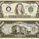 5th PRESIDENT JAMES MONROE ONE MILLION DOLLAR BILLS x 4