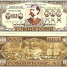 TOMBSTONE WYATT EARP OK CORRAL MILLION DOLLAR BILLS x 4