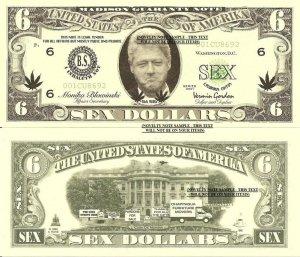 Sex dollars