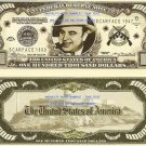 AMERICAN GANGSTERS OUTLAWS WANTED DOLLAR BILLS SET of14