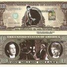 DR JEKYLL MR HYDE FREDRIC MARCH MILLION DOLLAR BILLS x 4