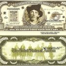 BILLY THE KID HENRY McCARTY $100,000 DOLLAR BILLS x 4