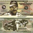 Dale Earnhardt Senior The Intimidator Million Dollar Bills x 4 Stockcar NASCAR