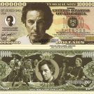 Bruce Springsteen The Boss Million Dollar Bills x 4 American Singer Songwriter