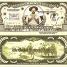 Pancho Villa 100,000 Dollar Bills x 4 Mexican Revolutionary General