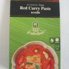 NITTAYA THAI CURRY Red Curry Paste 50g.Thai Food Ingredient