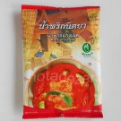 NITTAYA THAI CURRY Red Curry Paste 500g.Thai Food Ingredient/spices