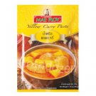"""""""Mae Ploy"""" Kari /Yellow Curry paste (Indian style) 50g. Thai Food Ingredient/spices"""