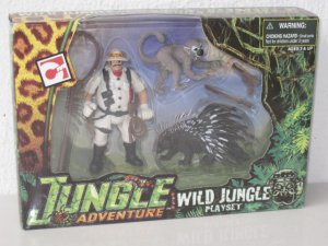 Chap Mei - Jungle Adventure Wild Jungle PORCUPINE 391001