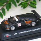 High Speed 1/87 Diecast Model Car Lamborghini Murcielago R-GT #29